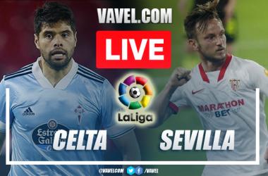 Goal and Highlights: Celta 0-1 Sevilla in 2021 LaLiga