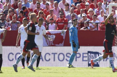 Sevilla FC-Celta de Vigo: puntuaciones del Sevilla, jornada 4 Liga BBVA