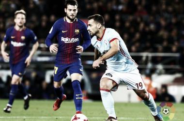 Horario confirmado para el Celta - Barça de la jornada 33