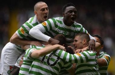Em dia de Boxing Day, Celtic vence St. Jonhstone na Liga Escocesa