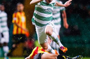 Celtic vence Partick Thistle e mantém distância para o vice-líder Motherwell