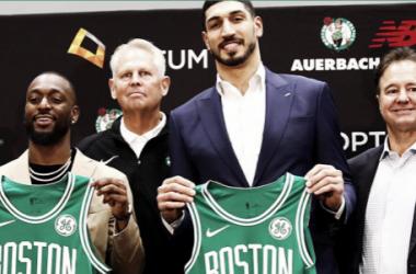Comienza una nueva era en los Celtics
