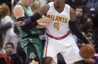 Paul Millsap Leads Atlanta Hawks to 118-107 Win Over Boston Celtics