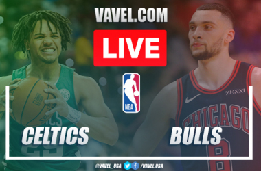 Live Coverage: Celtics vs Bulls, NBA Regular Season