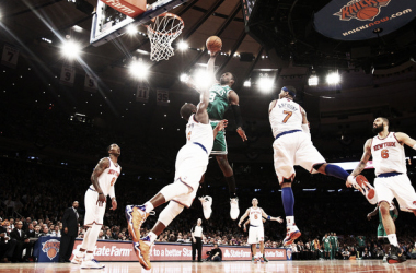 Boston Celtics - New York Knicks, así lo vivimos