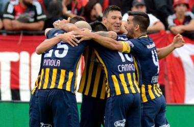 Central se impuso 3-1 en el Coloso Marcelo Bielsa. (Foto: TyC Sports)