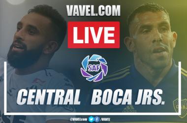Goals and Highlights: Central Córdoba 0-4 Boca Juniors in Superliga Argentina 2020