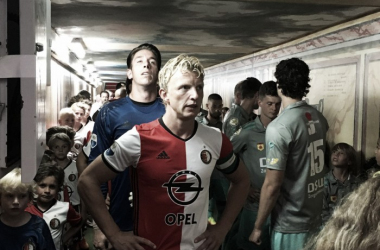 Con un empate el Feyenoord se coronaría Campeón de Holanda. (Foto: @Feyenoord)