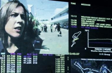 Centro de operações da Formula One Management. (Fonte: www.formula1.com)
