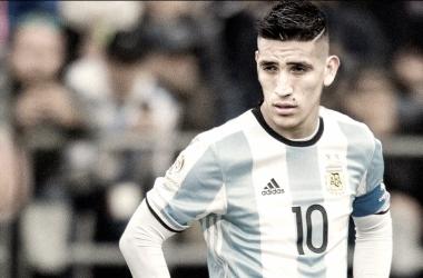 Centurión ya ha jugado en la selección en 2013, en el Sudamericano Sub-20 | Foto: TyC Sports