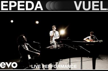 Portada del live de 'Vuela' / Fuente: Luis Cepeda