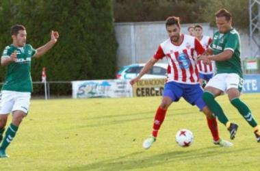 Racing de Ferrol – CCD Cerceda: las horas bajas