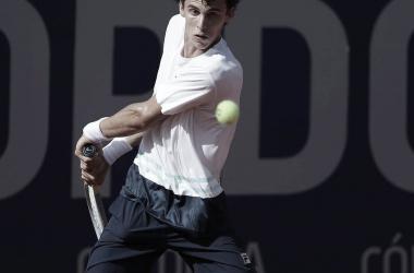 Juan Manuel Cerúndolo venceuThiago Seyboth Wild no Córdoba Open 2021 (ATP / Divulgação)