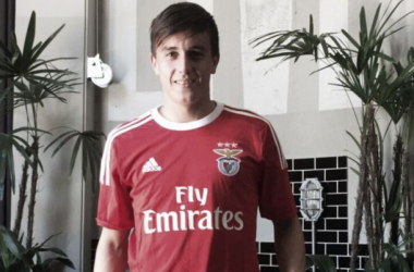 Benfica apresenta nova contratação: Franco Cervi já fala à Benfica