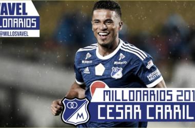 Millonarios 2018-I: Cesar Carrillo