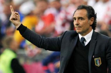 Italia, Prandelli vince di strategia