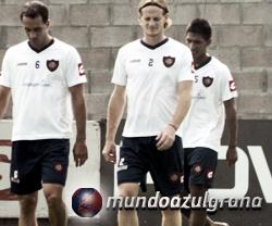 Equipo casi definido para enfrentar a Atlético Rafaela