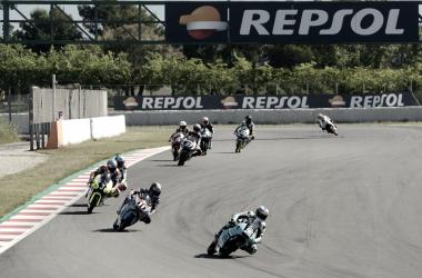Crónica carreras Barcelona: emoción hasta la última curva. | FOTO: FIM CEV Repsol