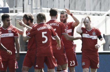MLS Week Six Review: Chicago keep banking on the 'Schweinsteiger' effect