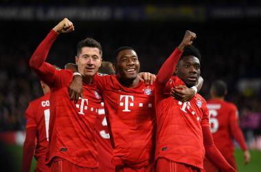 Champions League- Il Bayern Monaco affonda il Chelsea e ipoteca il passaggio del turno (0-3)