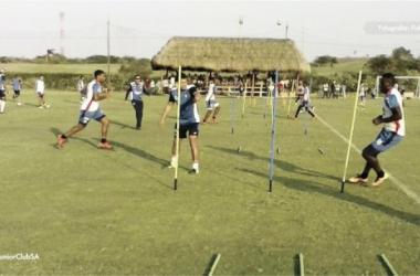 Foto: Junior Club SA
