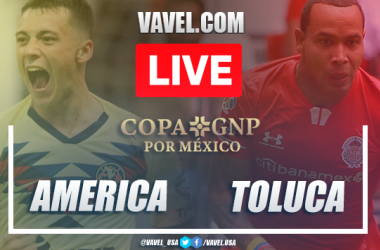 Highlights and goals: América 2-0 Toluca on 2020 Friendly Copa GNP