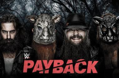 WWE Payback 2016 LIVE | Photo via WWE