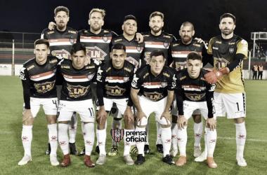 Los 11 que enfrentaron a Agropecuario en el 2018.