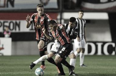 Chacarita Juniors 1 - 0 Gimnasia (M), su último encuentro en 2019. Foto: zonanortehoy.com