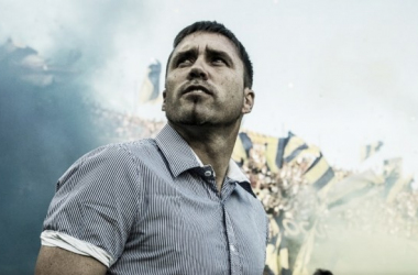 Mirando hacia el horizonte, Coudet ya piensa enla Libertadores 2016 (Foto: Web).