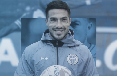 Nelson Acevedo llegó a Godoy Cruz a mediados de 2021 y es el más recuperador del torneo. Foto: Argentina FC.
