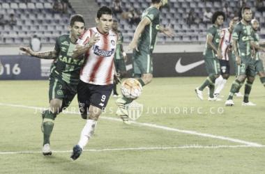 Chapecoense e Junior Barranquilla se enfrentam buscando às semifinais da Sul-Americana