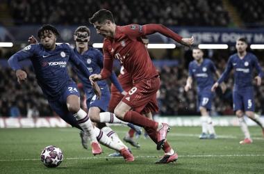 Com vantagem na primeira partida, Bayern de Munique recebe Chelsea pela Champions League