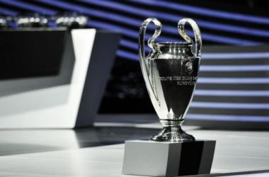 Cruces del sorteo de octavos de final de la Champions League 2014-2015