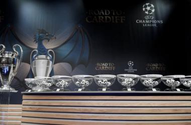 Juventus-Oporto y Real Madrid-Nápoles en octavos