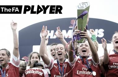 Una apuesta a la liga femenina de fútbol inglés