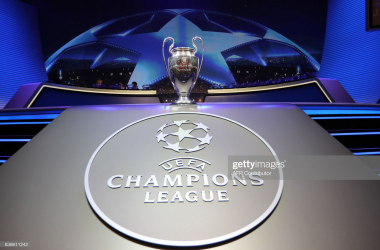Return of the Champions League