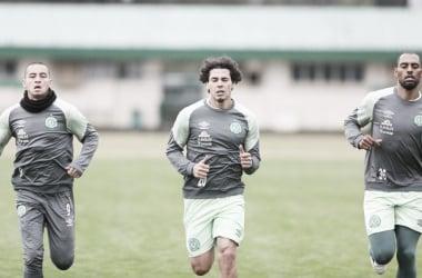 Chapecoense realiza treino para partida contra o San Lorenzo (Sirli Freitas/Chapecoense)