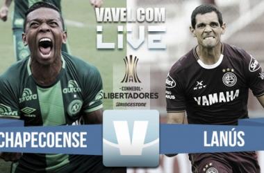 Chapecoense vs Lanús en vivo | Foto: VAVEL