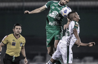 Gols e melhores momentos de Atlético-GO x Chapecoense pelo Campeonato Brasileiro (1-1)