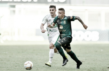 Gols e melhores momentos Chapecoense x América-MG pelo Campeonato Brasileiro 2021 (1-1)
