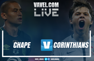 Resultado Chapecoense x Corinthians pelo Campeonato Brasileiro 2018 (2-1)