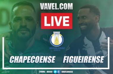 Gols e melhores momentos de Chapecoense x Figueirense pela Série B (2-1)