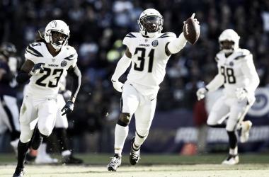 La serie acabó 1-1 en el 2018 entre ambos equipos // Foto: NFL Network