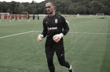 Charles espera evolução do Marítimo e mira sequência de jogos no Campeonato Português