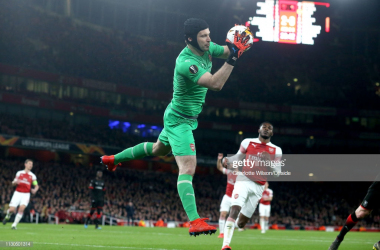 'My dream goes on' - Cech