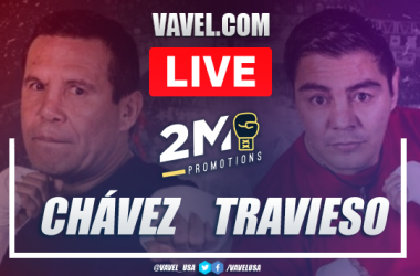 Highlights of the fight: Julio César Chávez vs Jorge Travieso Arce, 2020 Box