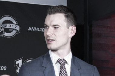 Arizona Coyotes' GM John Chayka remains positive that he can turn around the fortunes of his team. (Photo: YouTube.com)