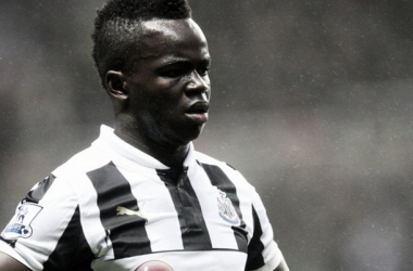 Cheick Tiote has enjoyed a recent run in the first team (Image: www.soccer-infos.com)