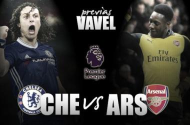 Previa Chelsea - Arsenal: intentar frenar al líder